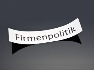 Firmenpolitik
