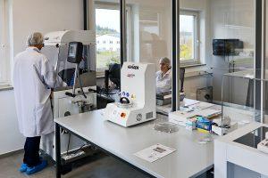 Technische Sauberkeit und Restschmutzanalysen von Bauteilen